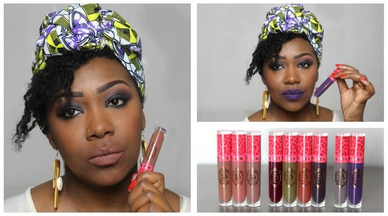 Meilleurs rouge à lèvres nude pour peau noire: Real B Cosmetics #SupportBlackBusiness